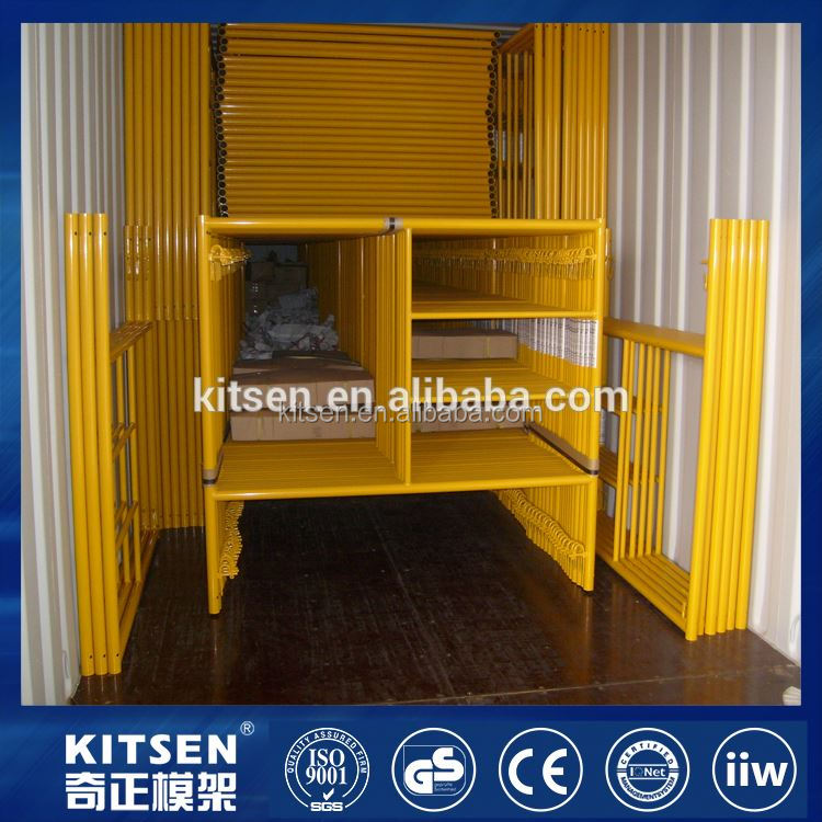 Latest OEM Quality dependable safe frame scaffolding