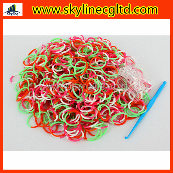 high quality loom rubber band bracelet
