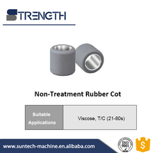 Strength Soft Elastic and Non-treatment Rubber Cot
