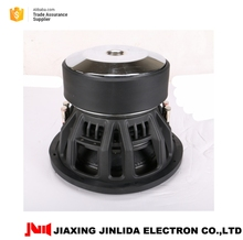 High power motor for 2000W car subwoofer 12inch Triple magnets JLD AUDIO Hot sale