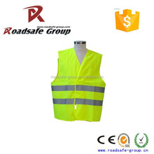 With pockets roadway high visibility motorcycle led running vest