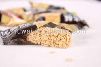 nutritional cereal bar choco crisp breakfast