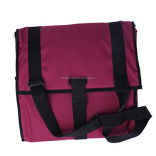 Wine 37*37*37cm Square soft Pet Carrier Dog carrier
