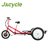Electric three wheel Flat stand up trike scooter