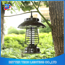 Hanging Solar LED Insect Tube Electric Mosquito Killer Lamp, Solar Rechargeable Mosquito Killer Lamp