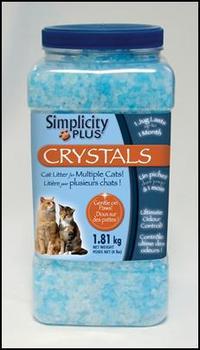 Silica Gel Cat Litter Safe