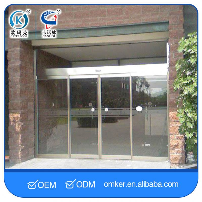 Stable And Reliable Operation Best Sell Automatic Single Track Sliding Door