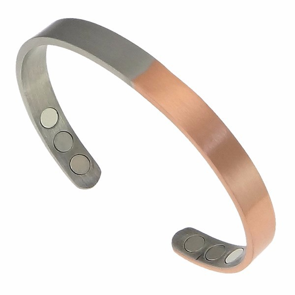 Bangle, PT8205 Copper Therapy Bangle Bracelet, Magnetic Bracelet Jewelry Wholesale
