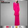 Hotsale Beading Abaya High Quality Baju Kurung With Hijab Muslim Long Maxi Dress