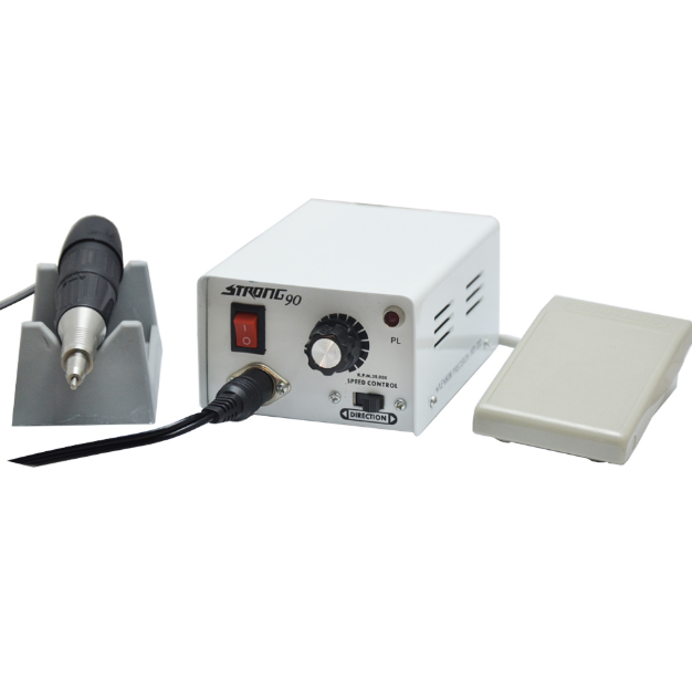 Promotion pedicure electric grinding machine micro motor strong 90