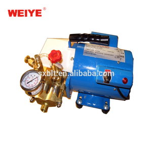 Cheap good retail price Portable water pump electric pressure test pump from manufacturer in China