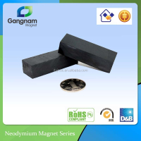 Magnet Ferrite Block Price, Manufacturer of Permanent Ferrite Magnet