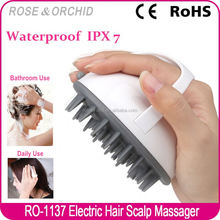 Very hot selling electronic head massager for blood circulation