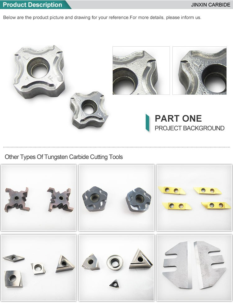 cnc turning tool inserts/dijet carbide milling and turning inserts