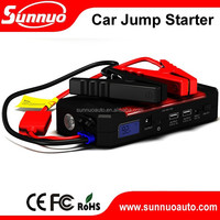 Sunnuo hot 21000mAh emergency car battery mini jump starter