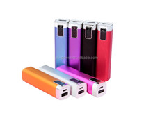 consumer electronics factory manufacture 2600mah power bank