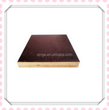 Free Sample Provided Anti-Slip Brown 1220x2440mm Film Faced Plywood