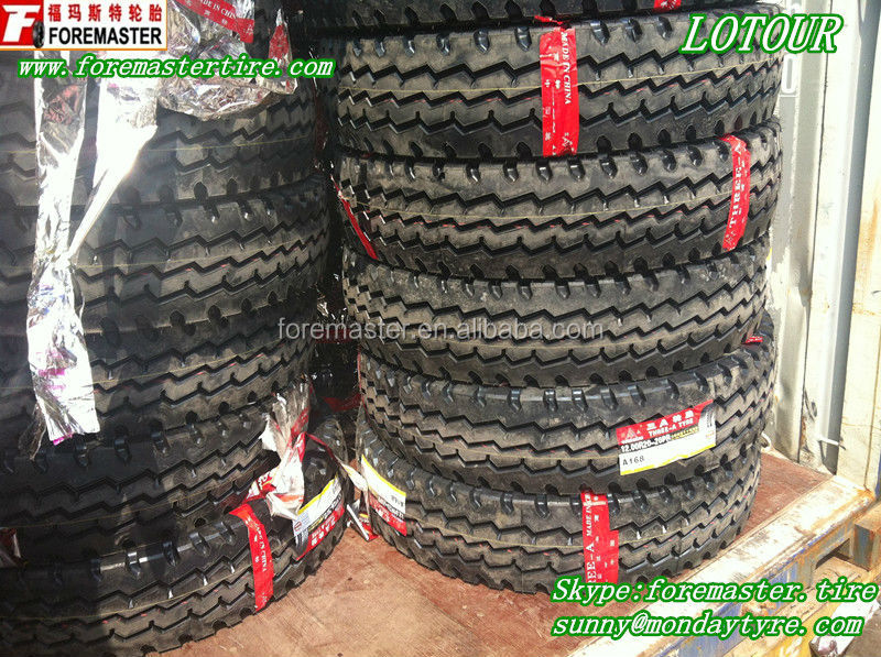 LOTOUR brand 11r22 5 truck tire