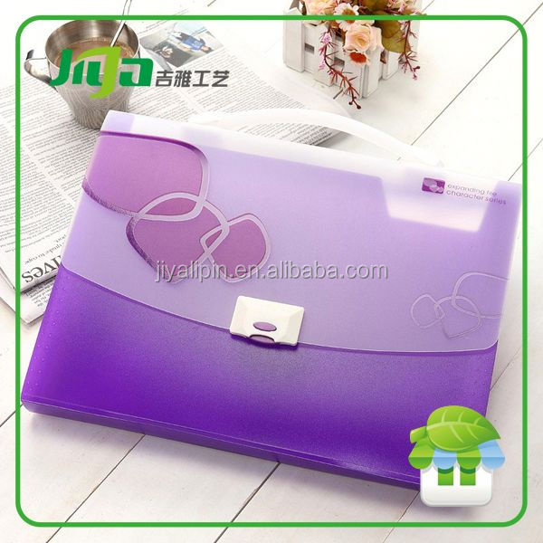 Fashion leather folio cover for office in 2014