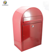 Wall Mounted Outdoor Postbox Mailbox with Cover