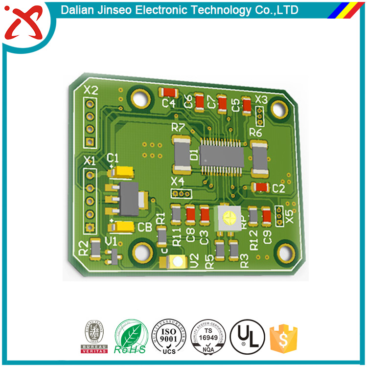 Profeesional single side 3d printer pcb design