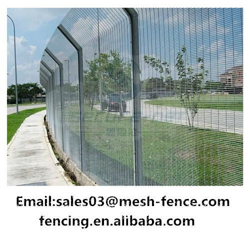Alibaba Supply Good Quality 3.0/3.5mm 358 High Security fence used for Commonality