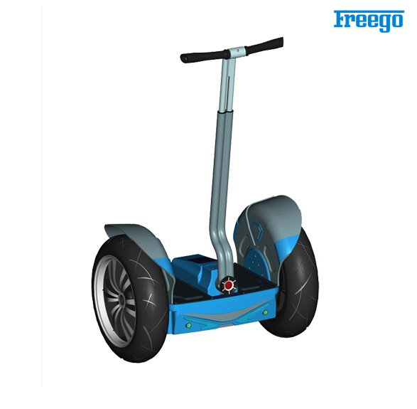 Two wheel smart balance electric scooter Off road personal transport vehicle