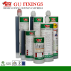 Chemical two component epoxy steel granite marble adhesive sealant