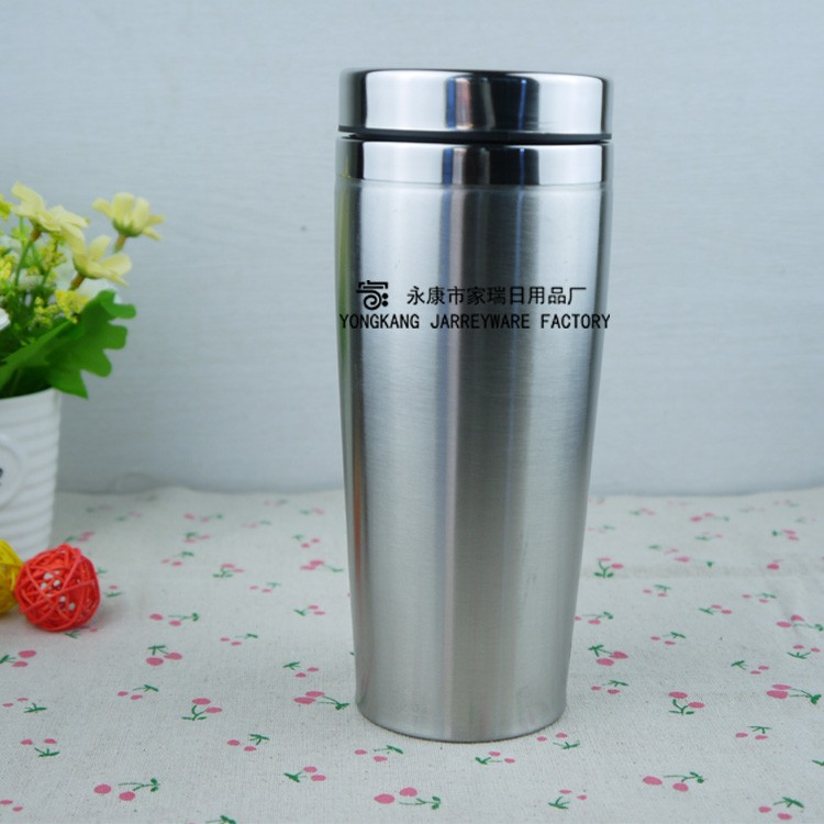 Eco-Friendly Feature and Mugs Drinkware Type travel mug double wall