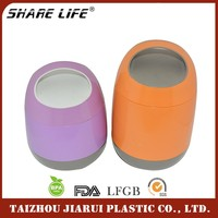 Alibaba China BPA Free Plastic Food Storage Container, Lunch Box Food Container, Heat Retaining Food Container