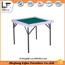 Small portable square dining office folding cocktail table