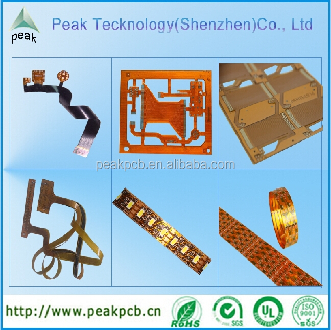 high quality Flexible PCB sample FPCB sample for electronics