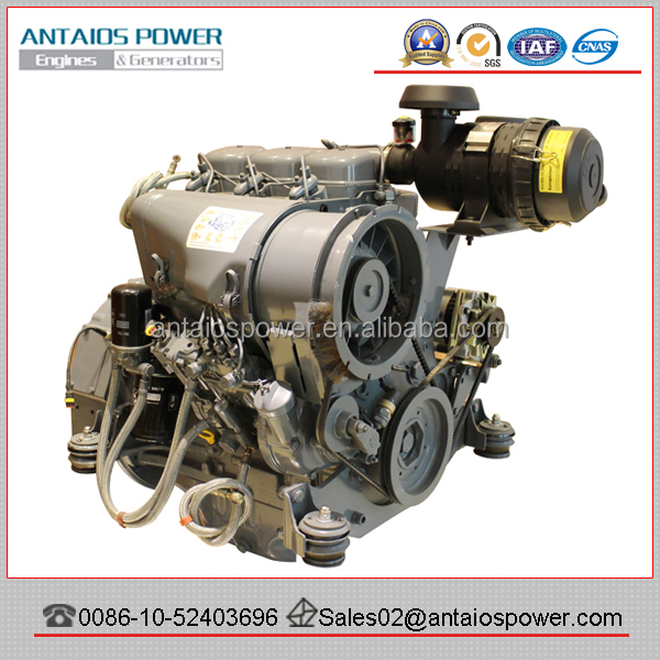 BEIJING Air cooled 3Cylinders diesel the deutz engine F3L912 used for transfer pump