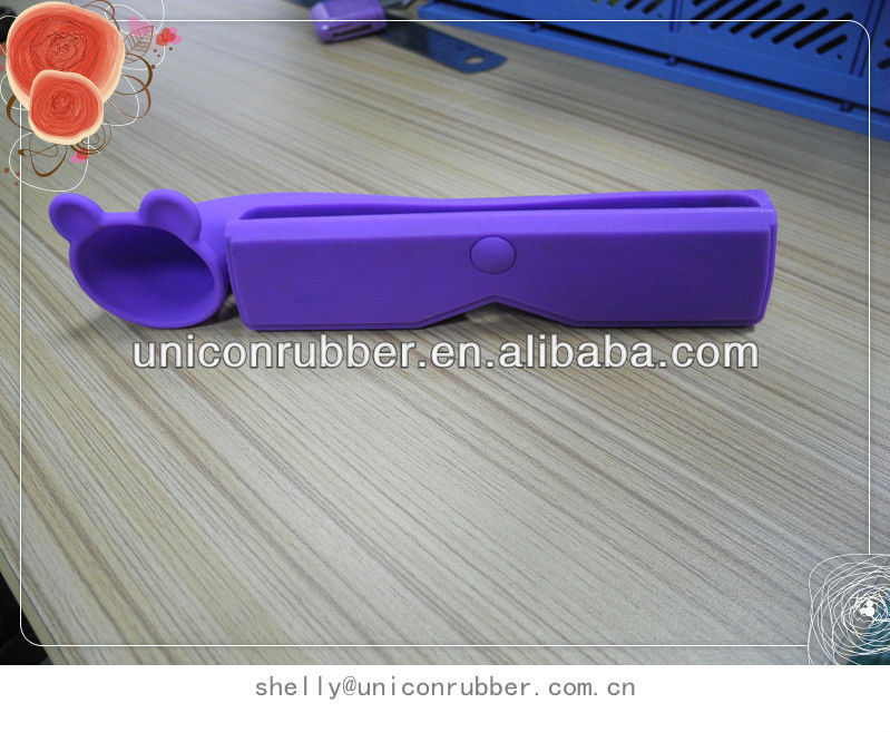 animal shape for mini ipad portable rubber speaker