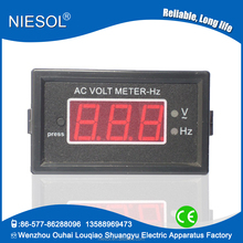 Supply 85DM2-300V/50Hz digital volt frequency Self-powered meter with 0.56 digital display