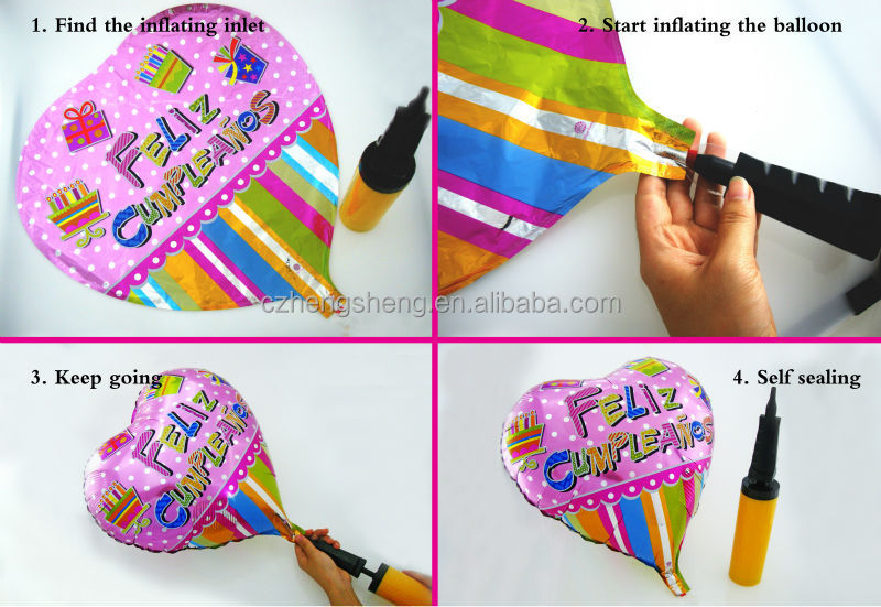 Inflatable hot sale promotion number balloon