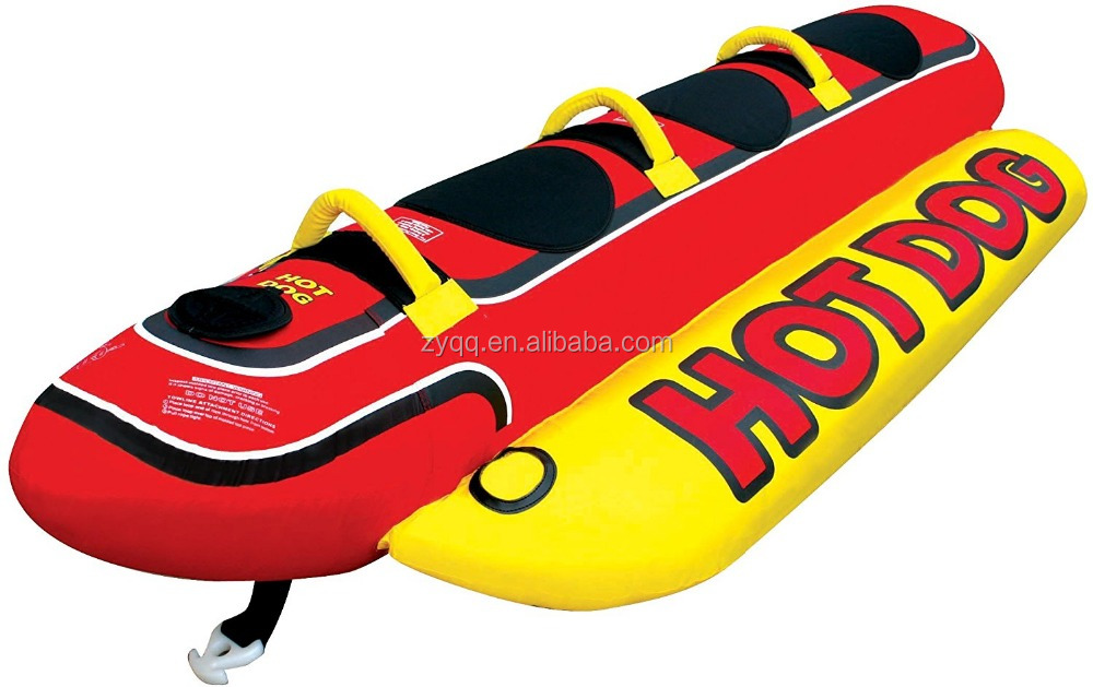 Funny Water Games Inflatable Banana Boat