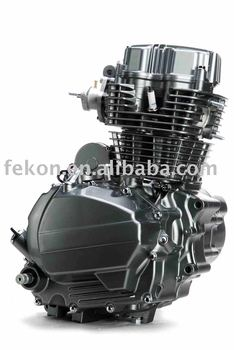 Motorcycle engine--Common-Iron Grey(R1)
