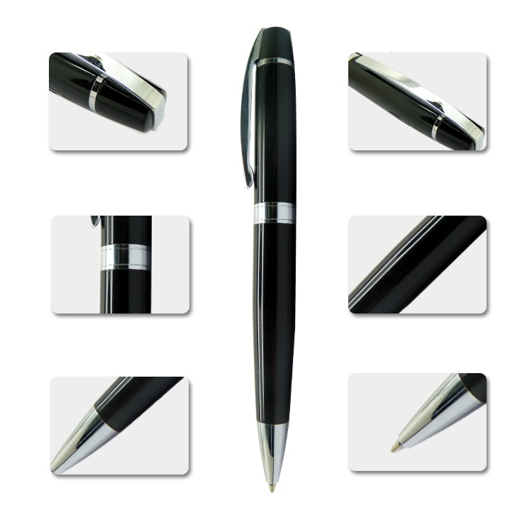 Promotional gift metal ballpoint pen,high quality metal ballpoint pen