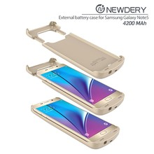2017 New Coming Extra Fast Charging Pack Portable And Protective Backup Battery Case For Samsung Galaxy Note 5