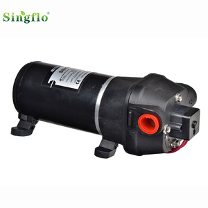 Singflo FL-40 40psi 4.5GPM electric on demand 12v water pump
