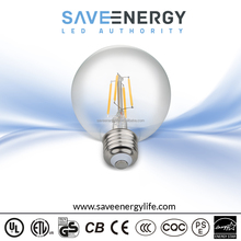 New Revolutionary Product 4.5W 470Lumen G25 E26 Dimmable Led Filament Bulb,Led Filament 4.5w, E26 Led Lighting