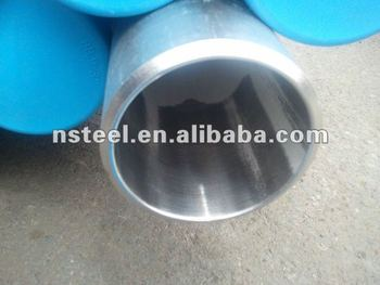 duplex stainless steel pipe with good price and high quality