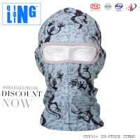 Wholesale motorcycle Helmet Liners Ridding Balaclava Neck Hood Dustproof Motorcycle Full Face Mask