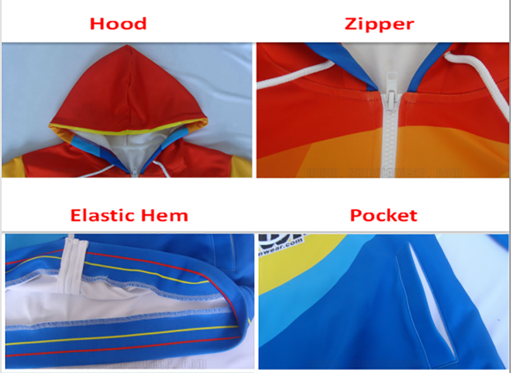 OEM hooded fleece jacket, elastic warm-keeping sport & office & travel & hunt hoody