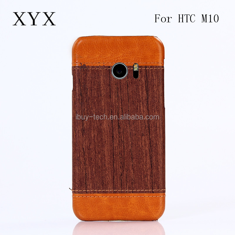 Numerous in variety portable leather back cover for HTC ONE <strong>M10</strong> cell phone case