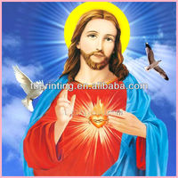3D picture of jesus christ