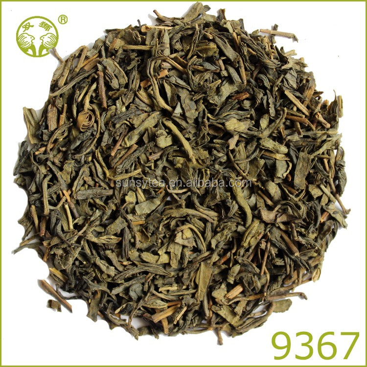 Tea Maker- chunmee green tea - Hubei Shuangshi tea company
