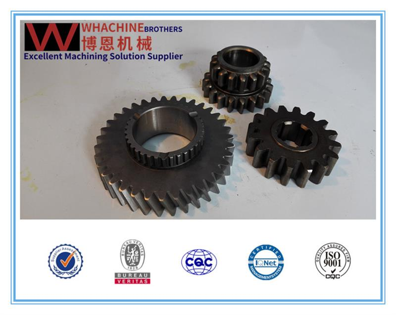 OEM&ODM mechanical spur bevel gears Used For Construction Machinery