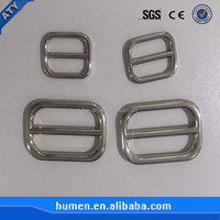 metal tri-glide buckles for strap
